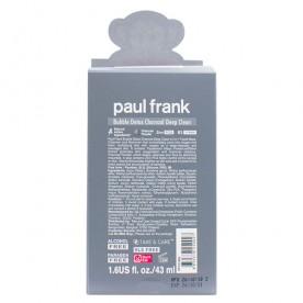 TAKE & CARE PAUL FRANK BUBBLE DETOX CHARCOAL CLEAN