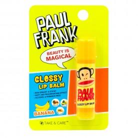 TAKE & CARE PAUL FRANK GLOSSY LIP BALM